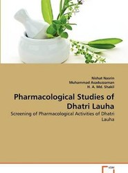 Pharmacological Studies of Dhatri Lauha