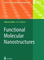 Functional Molecular Nanostructures