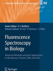 Fluorescence Spectroscopy in Biology