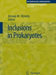 Inclusions in Prokaryotes
