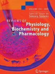 Reviews of Physiology, Biochemistry and Pharmacology 154