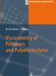 Viscosimetry of Polymers and Polyelectrolytes