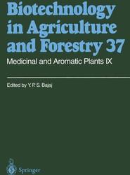 Medicinal and Aromatic Plants IX