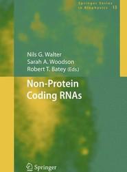 Non-Protein Coding RNAs