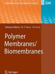 Polymer Membranes/Biomembranes