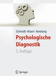 Psychologische Diagnostik (Lehrbuch mit Online-Materialien)