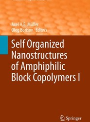 Self Organized Nanostructures of Amphiphilic Block Copolymers I