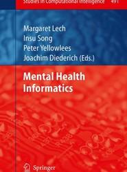 Mental Health Informatics