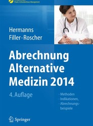 Abrechnung Alternative Medizin 2014