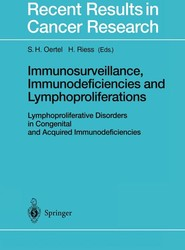 Immunosurveillance, Immunodeficiencies and Lymphoproliferations