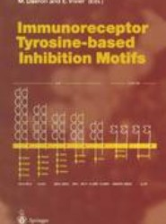 Immunoreceptor Tyrosine-based Inhibition Motifs