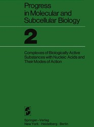 Proceedings of the Research Symposium on Complexes of Biologically Active Substances with Nucleic Acids and Their Modes of Action