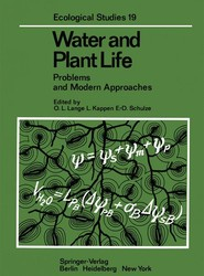 Water and Plant Life