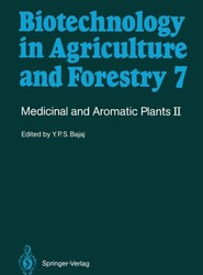 Medicinal and Aromatic Plants II
