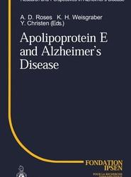 Apolipoprotein E and Alzheimer's Disease