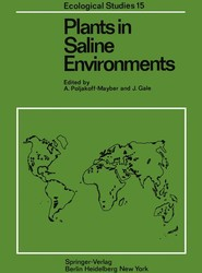 Plants in Saline Environments