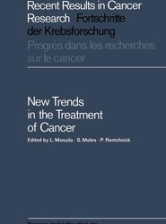 New Trends in the Treatment of Cancer