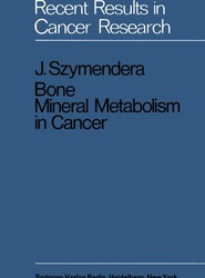 Bone Mineral Metabolism in Cancer