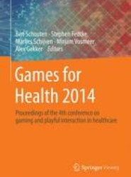 Games for Health, 2014