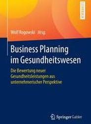 Business Planning Im Gesundheitswesen