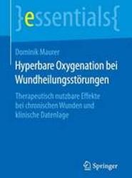 Hyperbare Oxygenation bei Wundheilungsstörungen