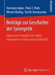 Beitrage Zur Geschichte Der Synergetik