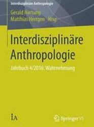 Interdisziplinare Anthropologie