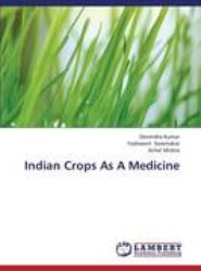 Indian Crops As A Medicine