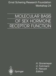 Molecular Basis of Sex Hormone Receptor Function