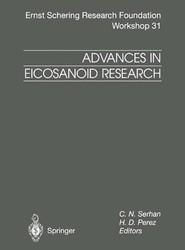 Advances in Eicosanoid Research