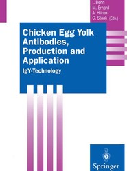 Chicken Egg Yolk Antibodies, Production and Application
