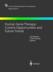 Human Gene Therapy: Current Opportunities and Future Trends