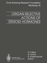 Organ-Selective Actions of Steroid Hormones
