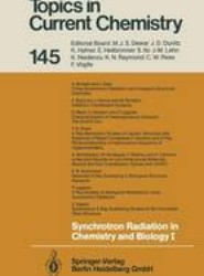 Synchrotron Radiation in Chemistry and Biology I