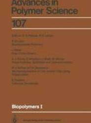Biopolymers I