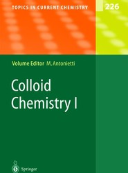 Colloid Chemistry I