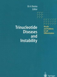Trinucleotide Diseases and Instability