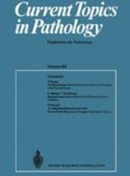 Current Topics in Pathology