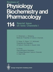 Special Issue on Ionic Channels