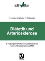 Diatetik Und Arteriosklerose