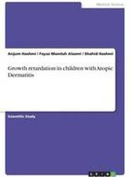 Growth Retardation in Children with Atopic Dermatitis