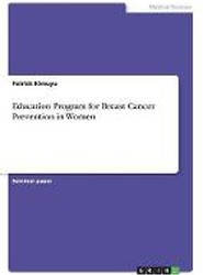 Education Program for Breast Cancer Prevention in Women