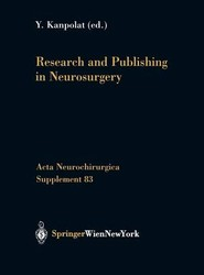 Research and Publishing in Neurosurgery