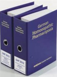 German Homoeopathic Pharmacopoeia