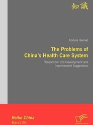 The Problems of China's Health Care System