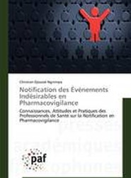 Notification Des Evenements Indesirables En Pharmacovigilance