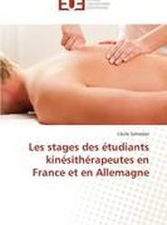 Les Stages Des Etudiants Kinesitherapeutes En France Et En Allemagne