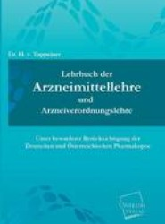 Lehrbuch Der Arzneimittellehre Und Arzneiverordnungslehre