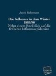 Die Influenza in Dem Winter 1889/90