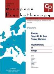 European Psychotherapy 2011